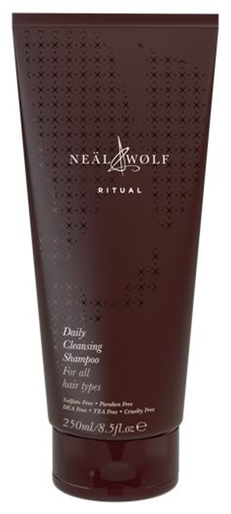 Neal and Wolf Ritual Daily Cleansing Shampoo 250ml