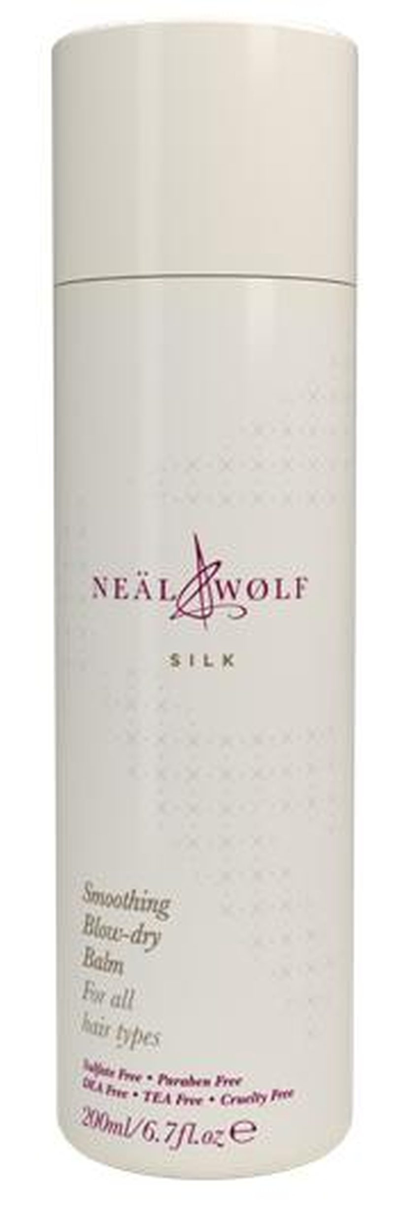 Neal and Wolf Silk Smoothing Blow-dry Balm 200ml