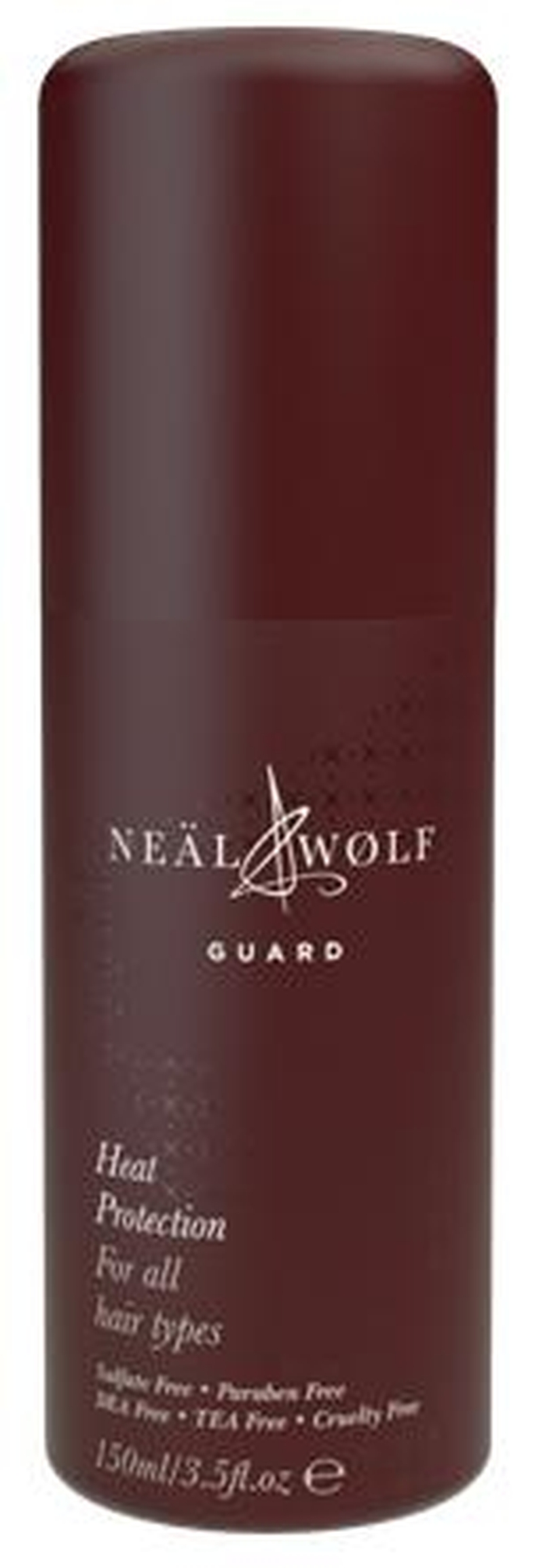 Neal and Wolf Guard Heat Protection 150ml