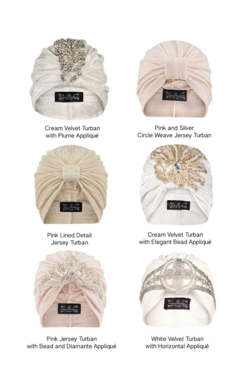 The Future Heirlooms Boutique Turbans