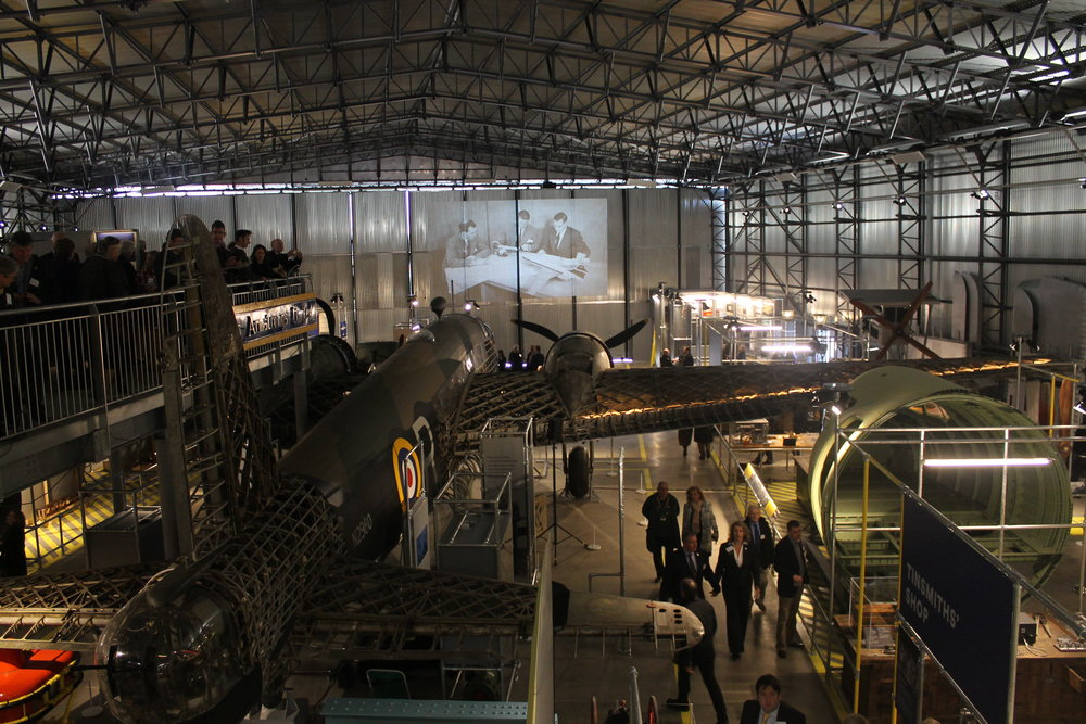 Brookland Aircraft Factory (Brooklands Museum)