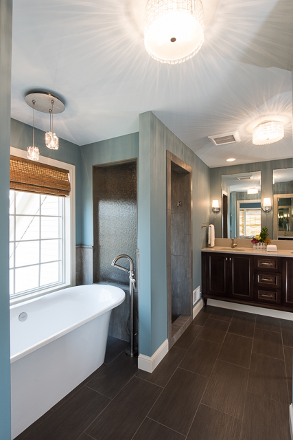 Uniquely Remodeled Eden Prairie Owners Bathroom MA Peterson - Bathroom remodel eden prairie mn