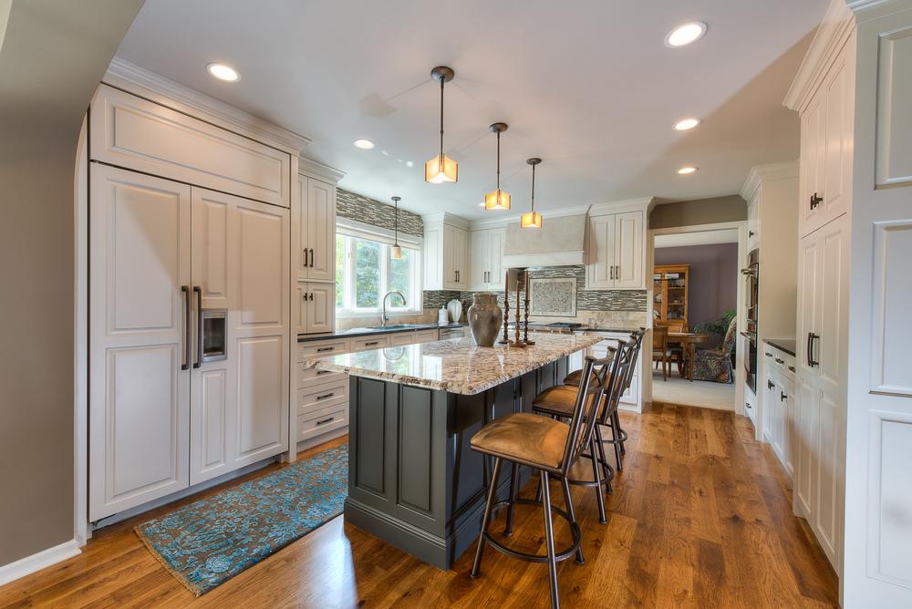 Kitchen Remodels In Mn Ma Peterson Designbuild