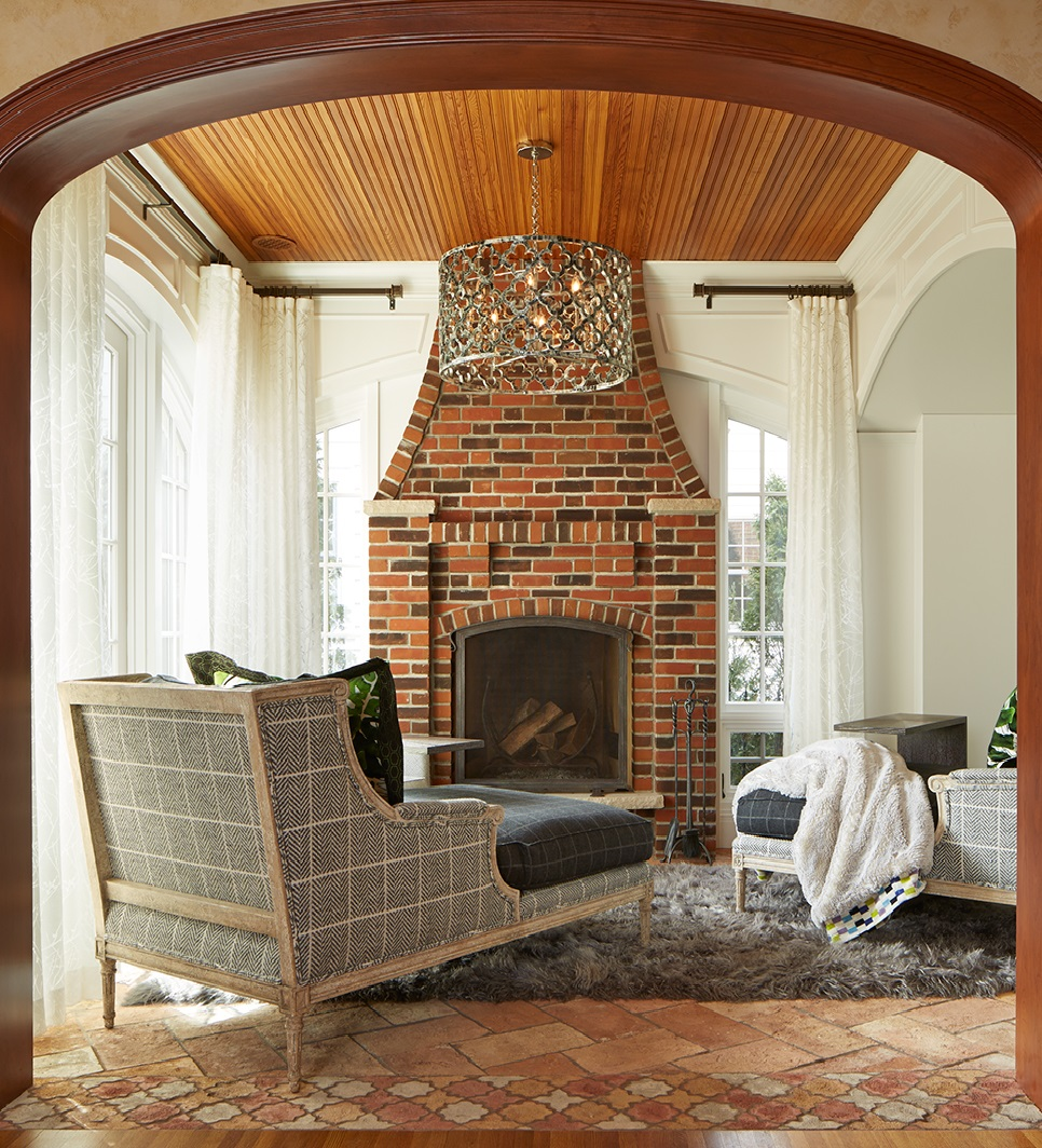 Specialty rooms in mn ma peterson designbuild for Four season rooms with fireplaces