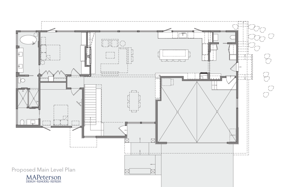 Proposed Floorpan
