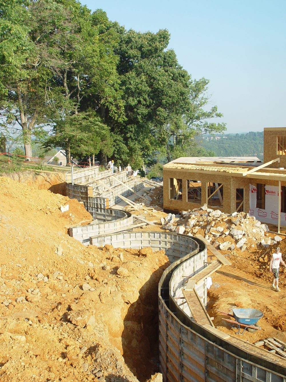 Harp Legacy Construction - Concrete, Foundations, Framing, Pools ...