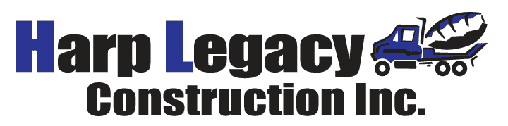 Harp Legacy Construction - Concrete, Foundations, Framing, Pools
