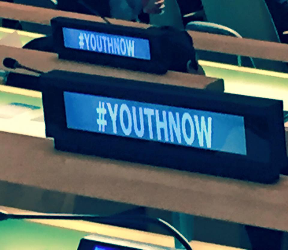 #YouthNow #YouthVoice