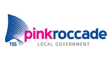 Pink roccade logo