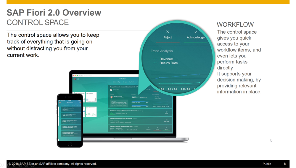 SAP Workflow& Fiori 2.0