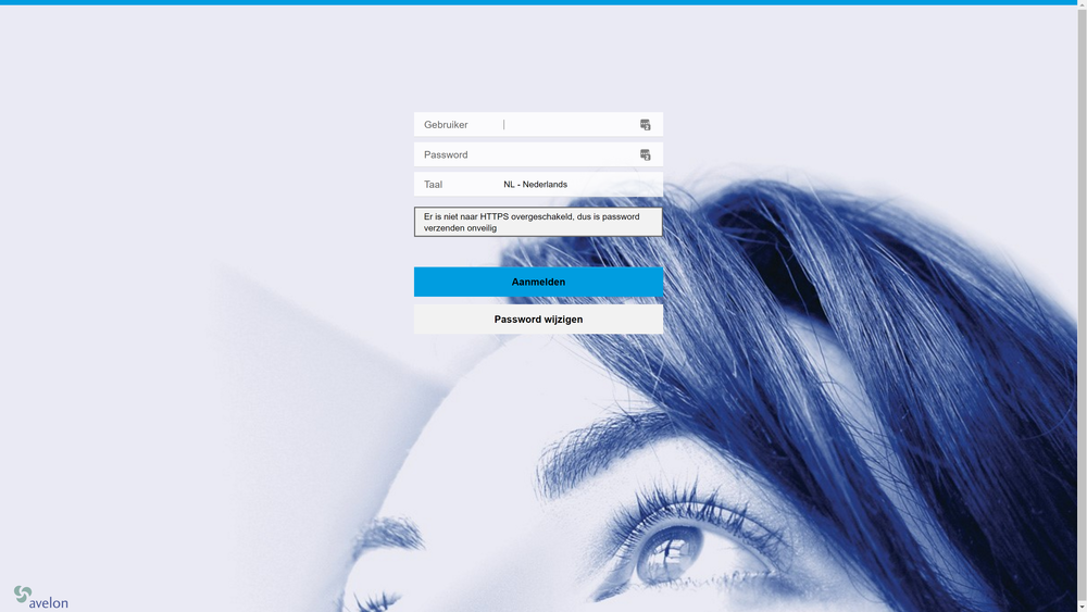 Logon screen SAP Fiori