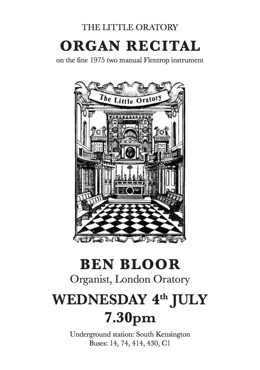 4 July 2018 Ben Bloor Little Oratory.jpg