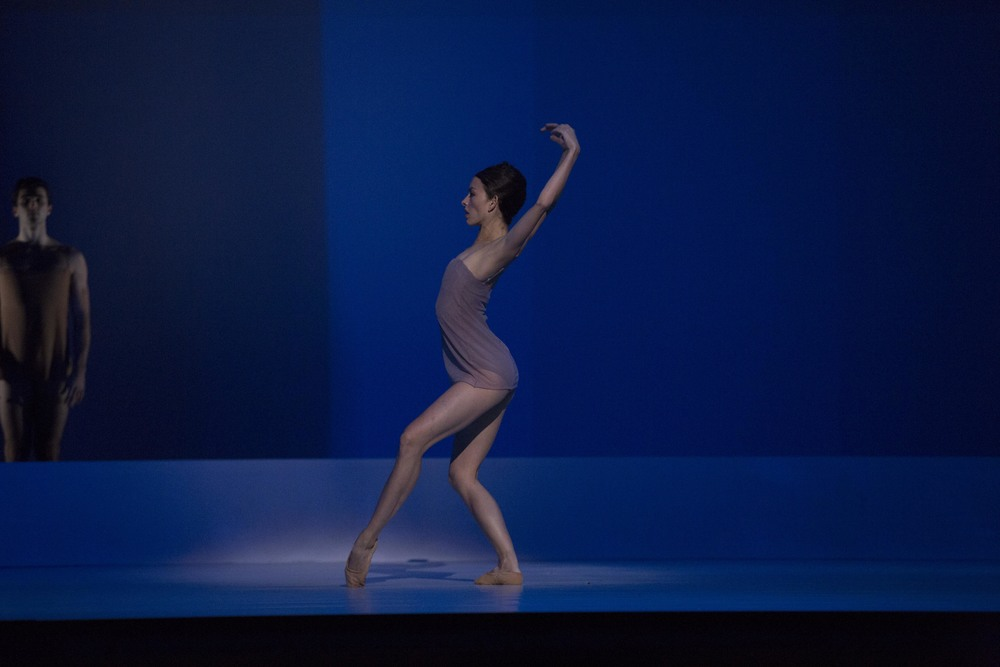 Juliet Burnett in Wayne McGregor's Chroma