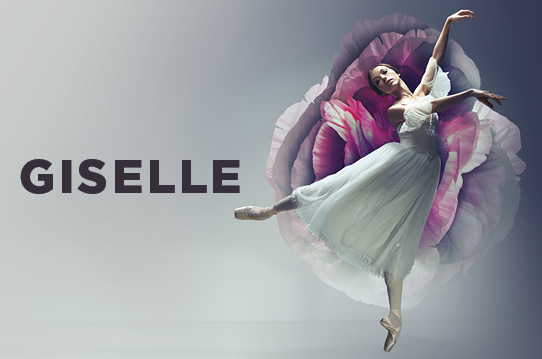Juliet Burnett for The Australian Ballet's Giselle