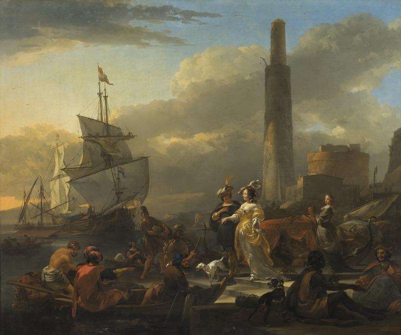 A_Harbour_Scene_(Nicolaes_Berchem)_-_Nationalmuseum_-_17267.tif.jpg