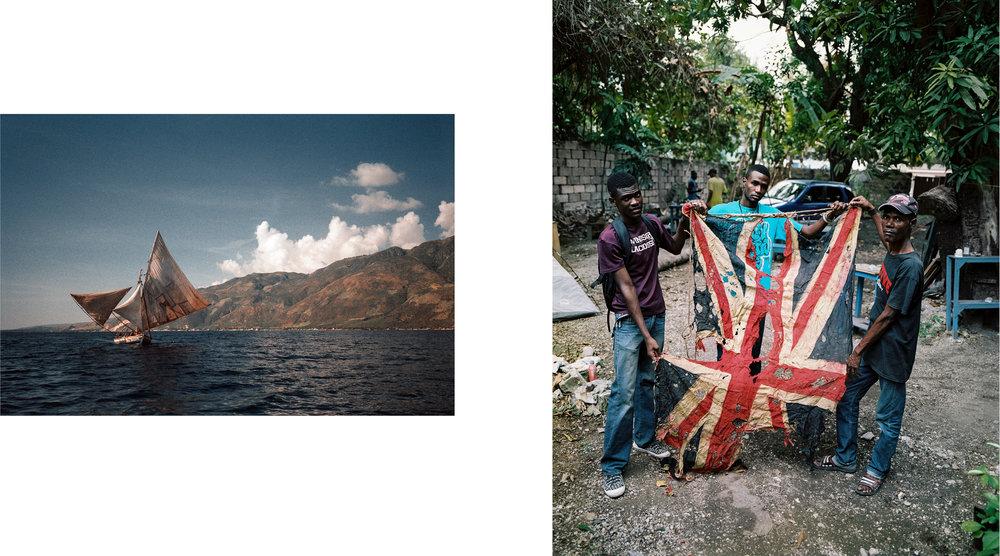 Port au prince, Haiti, 2014