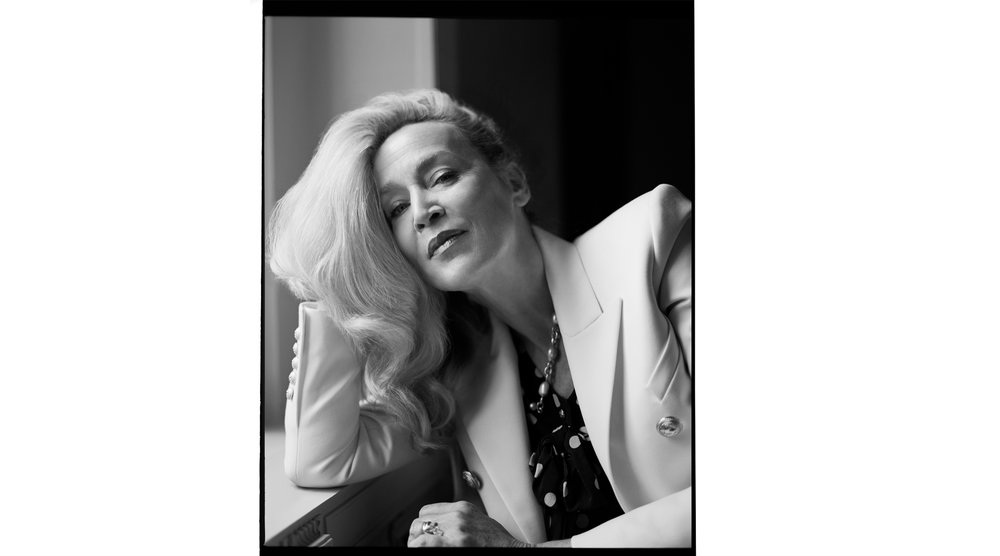 Jerry Hall, London