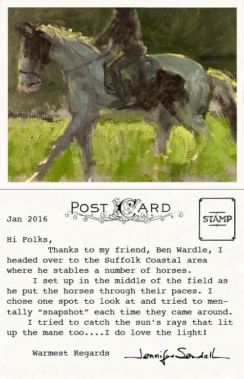 Ben-horse-postcard