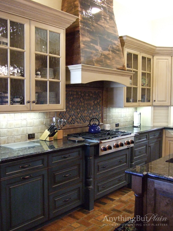 Two Tone Cabinetry