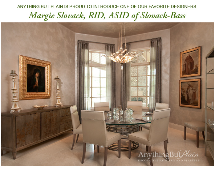 This is a recent dining room we completed for Slovack-Bass.