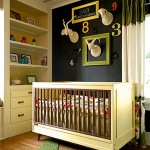 Fun with Chalk Paint and Chalk Board Paint – Nursery Ideas