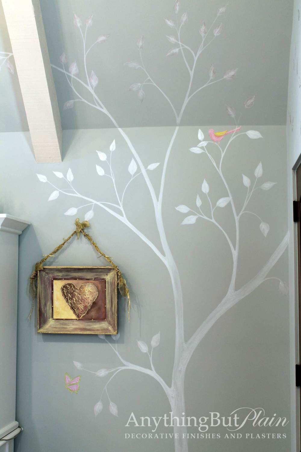 Hand Painted Child's Room