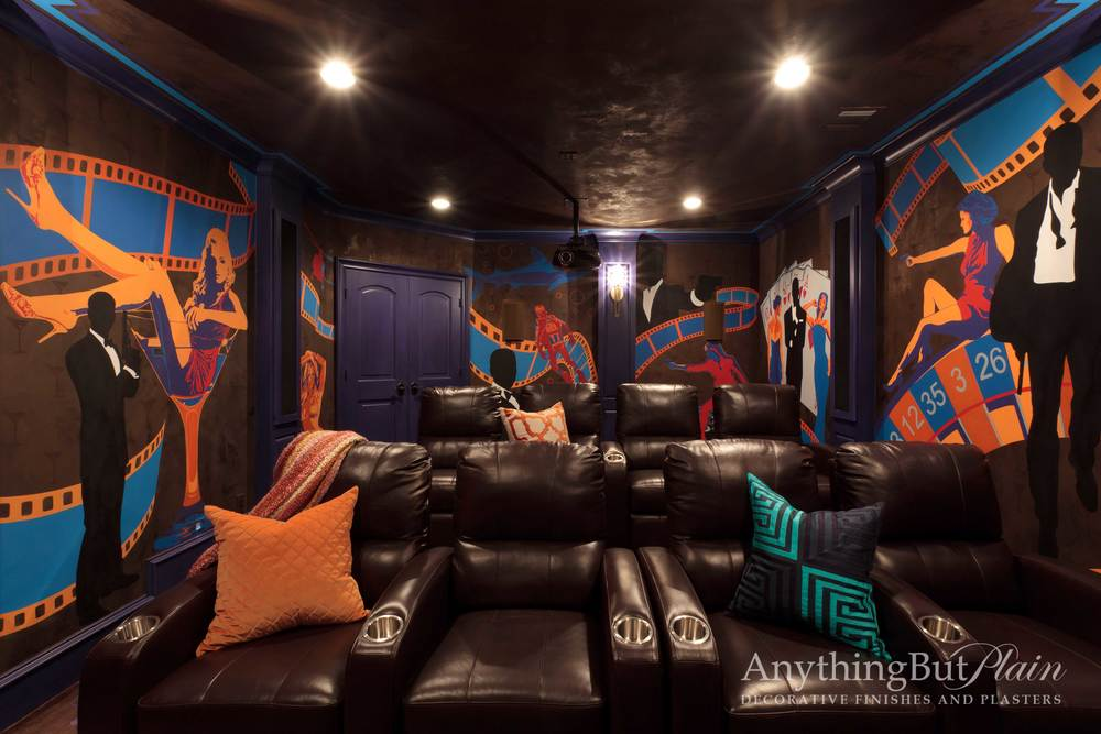 Hand Painted Theater
