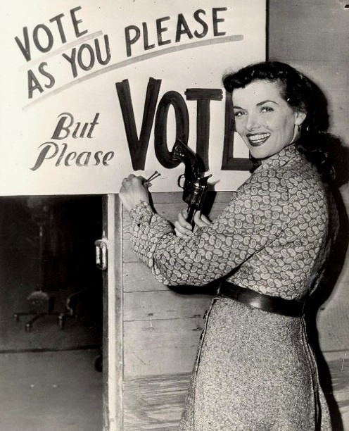Rock the Vote! Register Now!