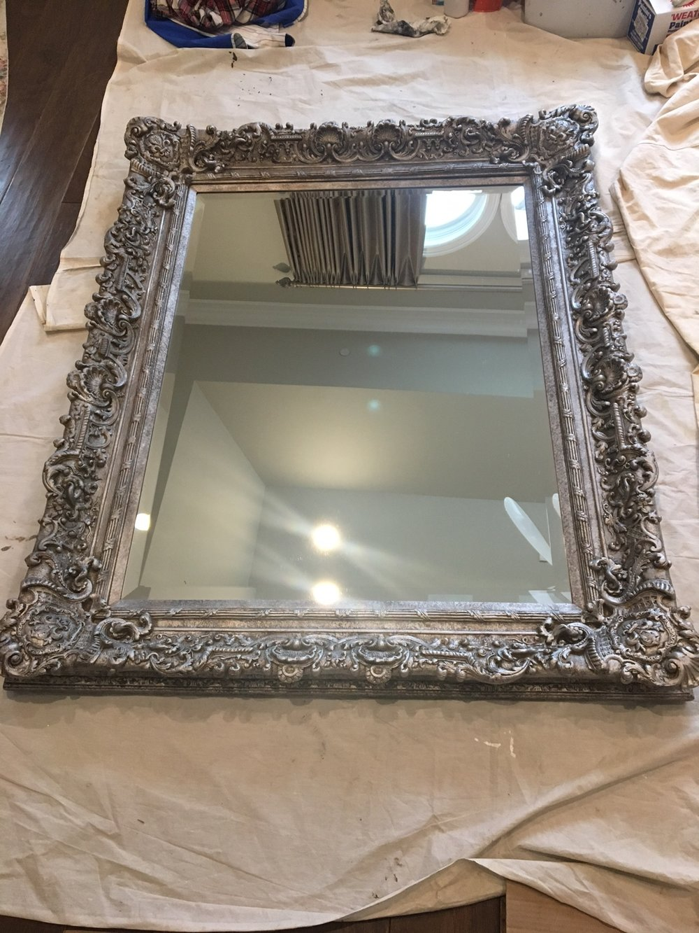 After Mirror Frame