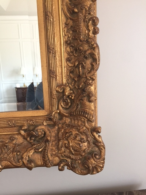 Before Mirror Frame