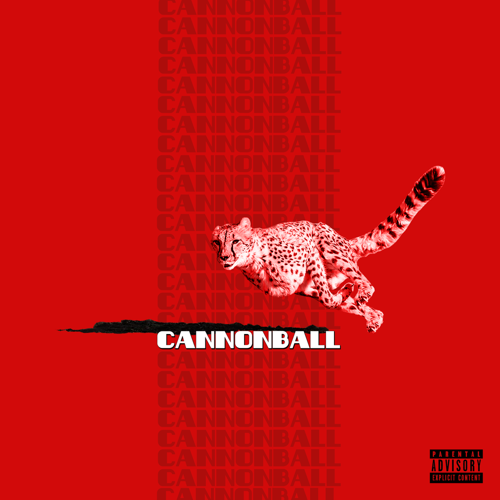 cannonball - Single cover artwork for MeanJoeScheme & Optiks