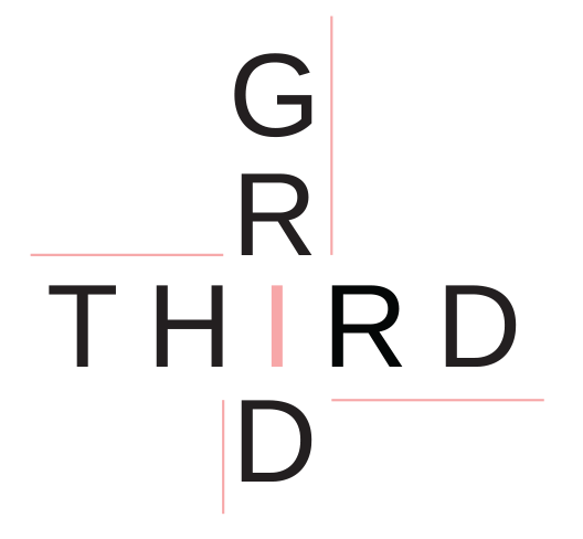 Third Grid - Logo for Michelle Williams. She started an online platform dedicated to fashion & style. This is a freestyle design that was collaborated on with the client.