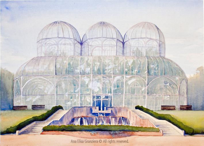 Jardim Botânico para Philips Lighting