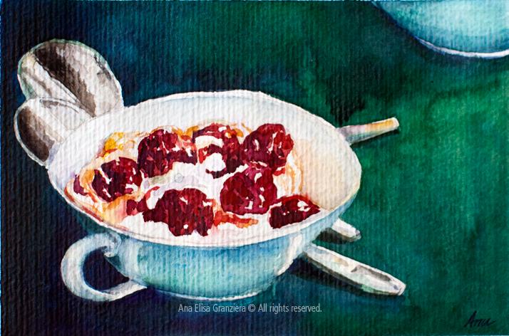 Framboesas / Raspberries