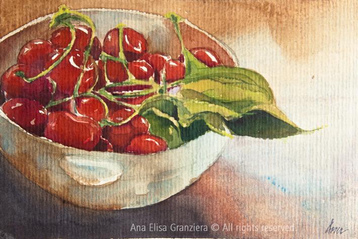 Cerejas / Cherries