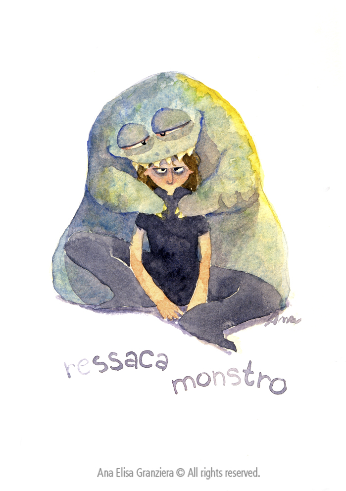 Ressaca Monstro / Hangover Monster