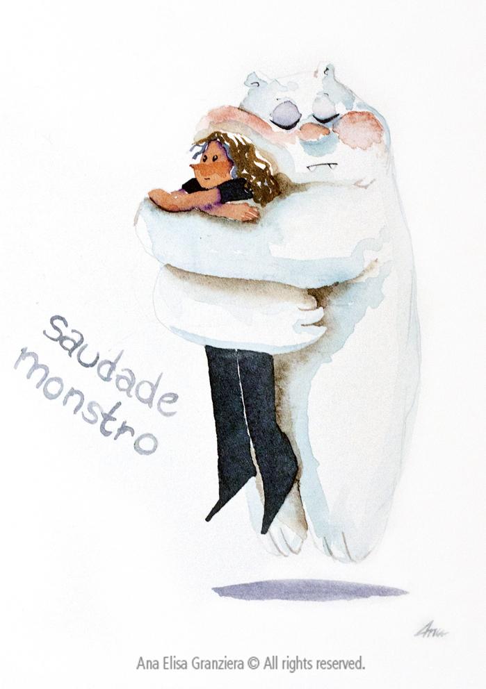Saudade Monstro / Missing Monster