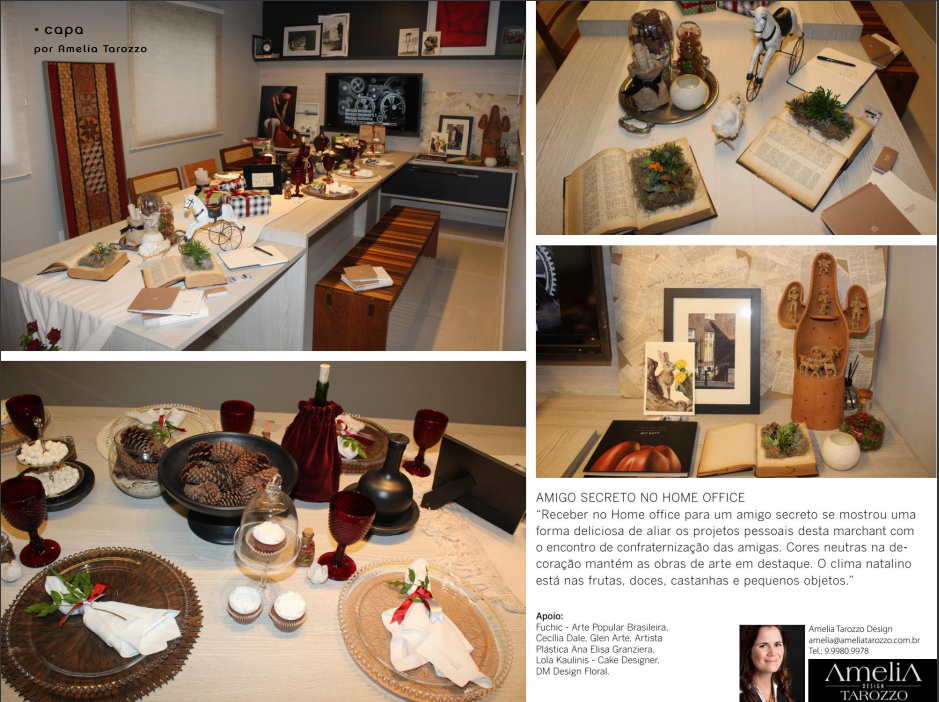 The event was featured in RA! Magazine, on the same month. Photos by Amelia Tarozzo.