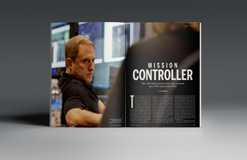 Mission Controller