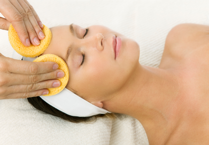 Skincare facials from synergy spa