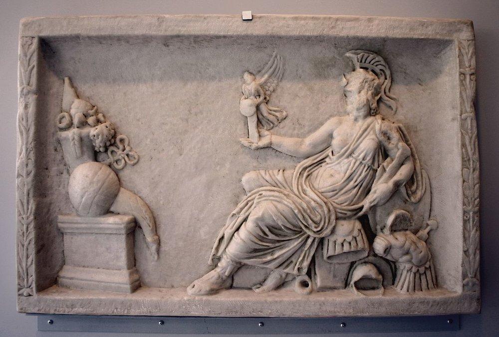 1200px-Roma,_Museo_Ara_Pacis_-_Calco_di_Roma_con_Vittoria_-_Foto_Giovanni_Dall'Orto,_30-Mar-2008.jpg