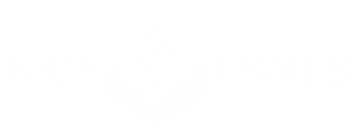 nicetrails | 3D Printed geo-tracked maps app Logo