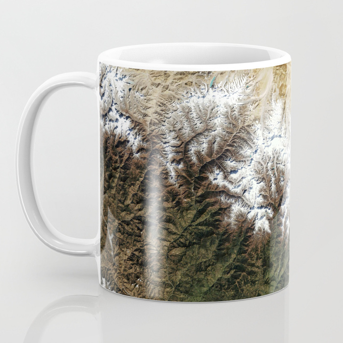 Everest - Coffee Mug - SATELLITE STYLE$16