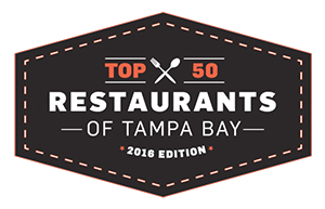 Top 50 Restaurants of Tampa Bay  Tampa Bay Times