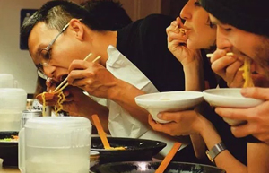 Soulful Bowls of Ramen  The H  eights Collective |   Photo: Ichicoro