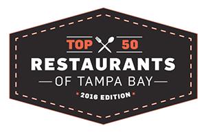 Top 50 Restaurants of Tampa Bay Tampa Bay Times
