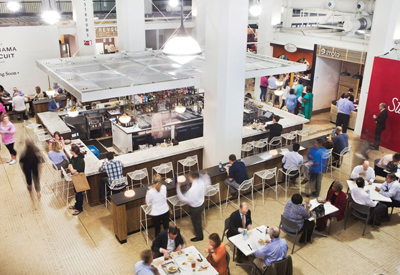 Taste the world at Pizitz Food Hall    Birmingham Magazine