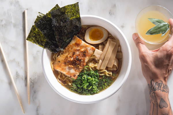 A ramen restaurant in each state    USA Today