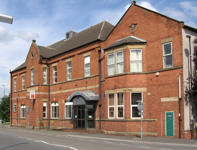 "The ""other"" Miners Welfare in Staveley"