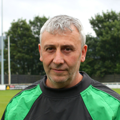 AnthonyTrucca - Our new First XI Manager